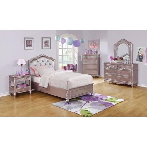Packages - Caroline 4Pc Twin Bed Set