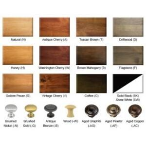 Archbold Furniture - Shaker Armoire