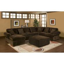 Microfiber Sectional