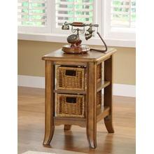 CLEARANCE 4010-07 Chair Side End Table