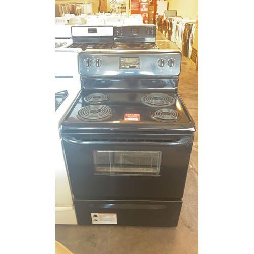 Treviño Appliance - Frigidaire Coil Top Range