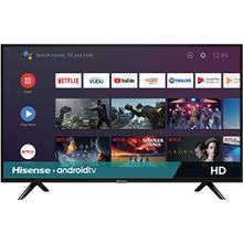 """See Details - 32"""" 720P HD Smart Android TV"""
