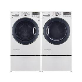 LG Front Loader Stack-able Washer Dryer
