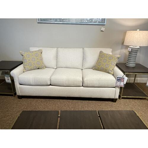 Bassett Furniture - SPENCER SOFA IN BONE COLOR
