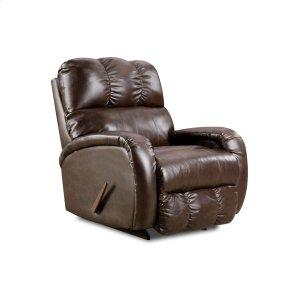 American Furniture ManufacturingChocolate Rocker Recliner