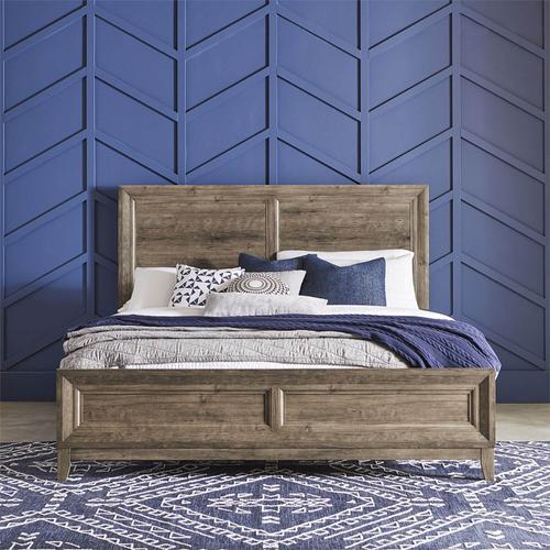 Product Image - Ridgecrest Queen Panel Bed