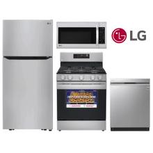 See Details - LG Top Mount Fridge Package