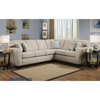 Uptown Ecru Sectional