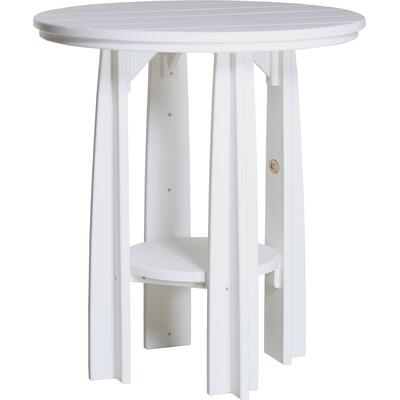 Balcony Table White