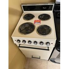 View Product - Whirlpool Electric Coil Top Range