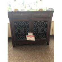 See Details - Powell Console Model# 411-254