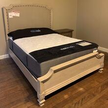 Ashley Upholstered Queen Bed # B693-77/74/96