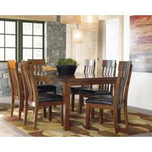 Ralene Dining Table and 6 Side Chairs