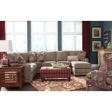 Kennedy Sectional features a Queen Size Sofa Bed