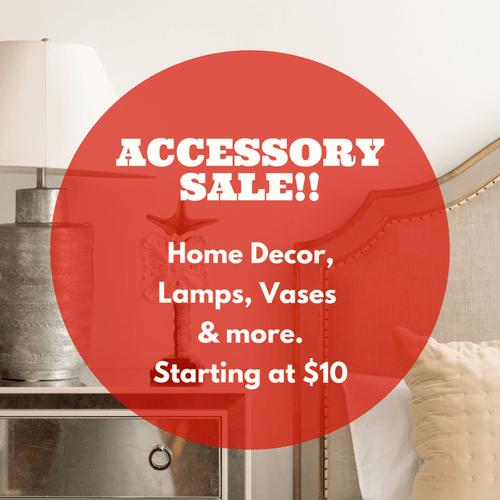 Accessory Sale! Stop in and see!