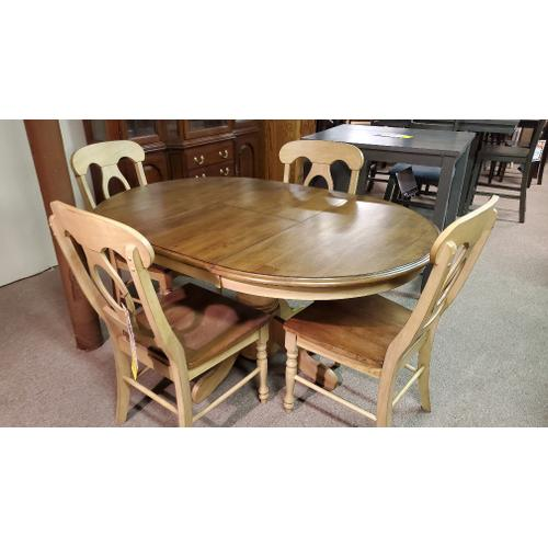 Sunset Trading - 5 PC Dining Room Set