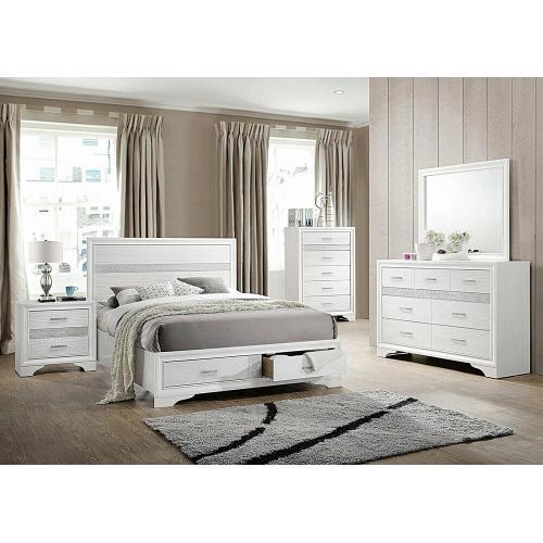 Sadeel 4 Pcs Queen Bedroom Set