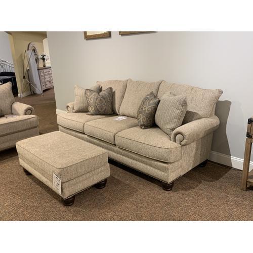 Intention Pebble Sofa with Ottoman