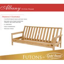 Albany Futon Frame