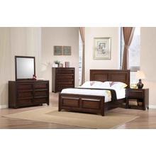 Greenough 4Pc Full Bed Set
