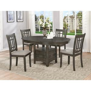 Packages - Hartwell 5pc Counter Height Dining Room Set