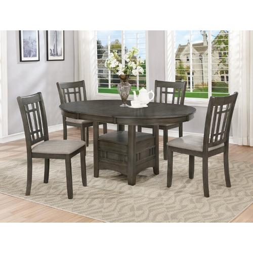 Hartwell 5pc Counter Height Dining Room Set