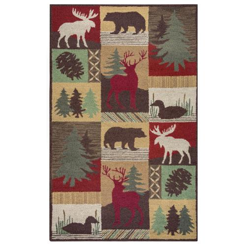 Rizzy Home - RUG 5'X8'