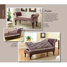 Praline Chaise Lounge