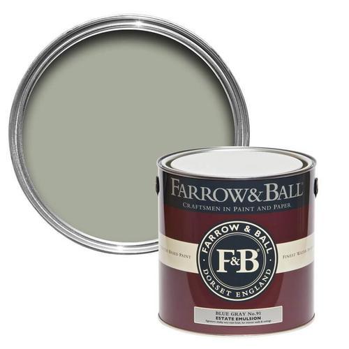 Farrow & Ball - Blue Gray No.91
