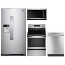 View Product - Whirlpool Stainless Kitchen Suite