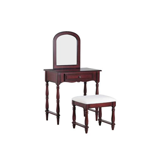 15A7033  Chadwick Vanity with Stool