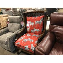 Lexington Zebra Accent chair