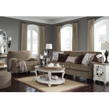 See Details - Ashley 409 Braemar Brown Sofa and Love