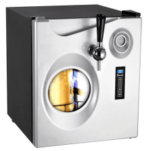 See Details - Avanti - Portable Party Pub 1.7 Cu. Ft. Beer Dispenser - Black/Platinum