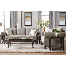 HUGHES FURNITURE 2300 2300LS Parker Sage Sofa & Loveseat Group
