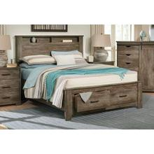 See Details - Queen/Full Alcove headboard
