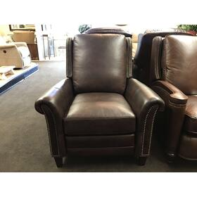 Recliner by Hooker Stlye number RC805 in Verona Mahogany Leather