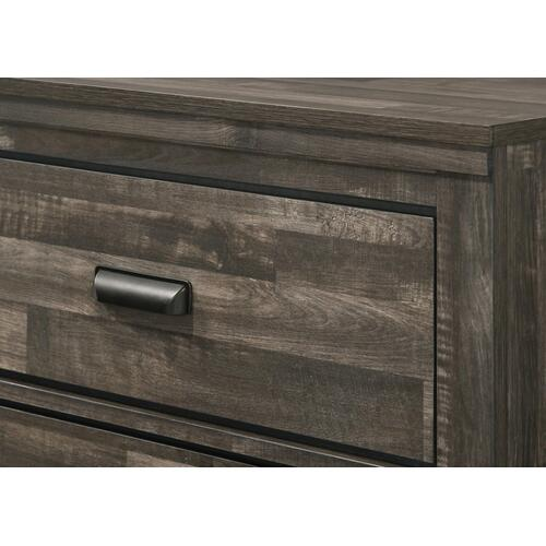 Crown Mark - Carter Dresser and Mirror Set