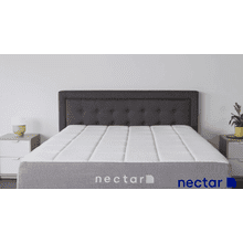 THE NECTAR BED FRAME WITH HEADBOARD - 2 Colors Available