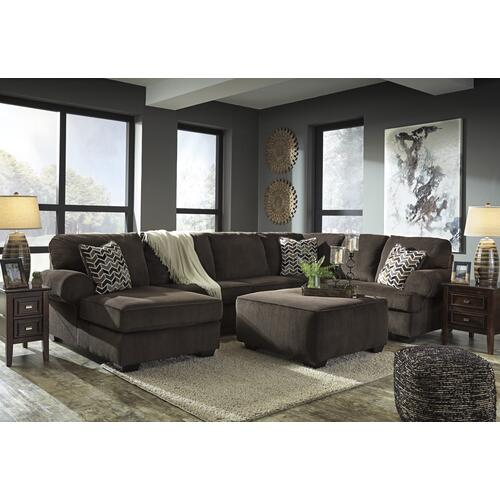 Jinllingsly Sectional with Ottoman