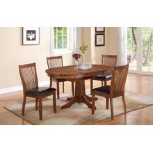 BROADWAY Round 5 Piece Dining Set