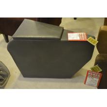 See Details - Grey storage wedge.