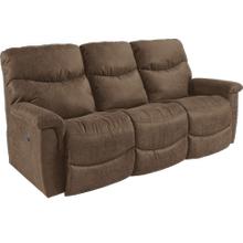 See Details - James Power Reclining Sofa w/ Headrest