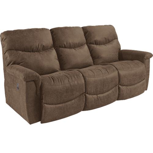 La-Z-Boy - James Power Reclining Sofa w/ Headrest
