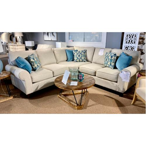 Stain Resistant Sectional
