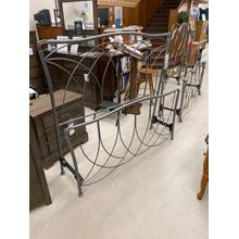 View Product - ID:230238 Queen size grey iron bed