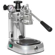 See Details - La Pavoni Professional 16-Cup Espresso Machine, Chrome
