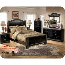 Ashley B104 Constellations Bedroom set Houston Texas USA Aztec Furniture