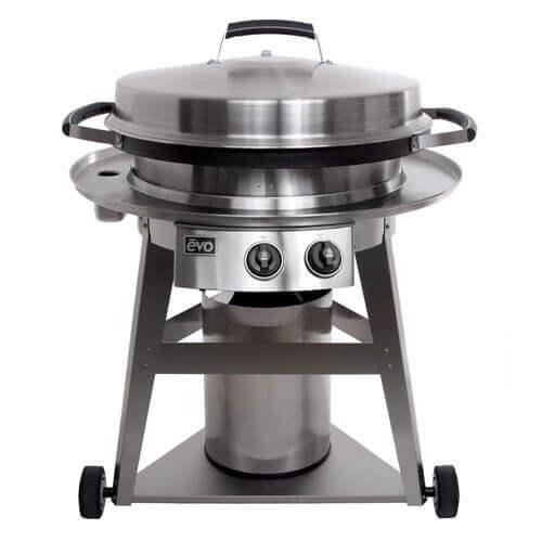 Evo - Evo Professional Wheeled Cart Grill