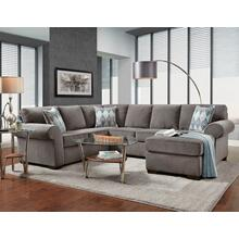 See Details - 3050 Charisma Smoke Sectional